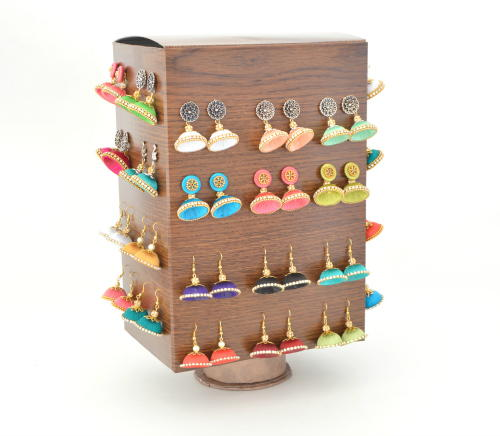 Jewelry Organizer Recycled Craft