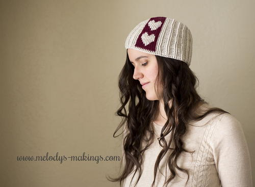 Sweetish Subtlety Hat Pattern