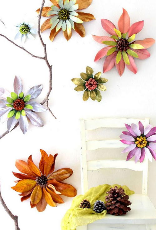 Nature DIY Wall Art