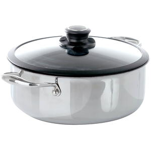 Black Cube Stainless Nonstick Casserole Pan Giveaway