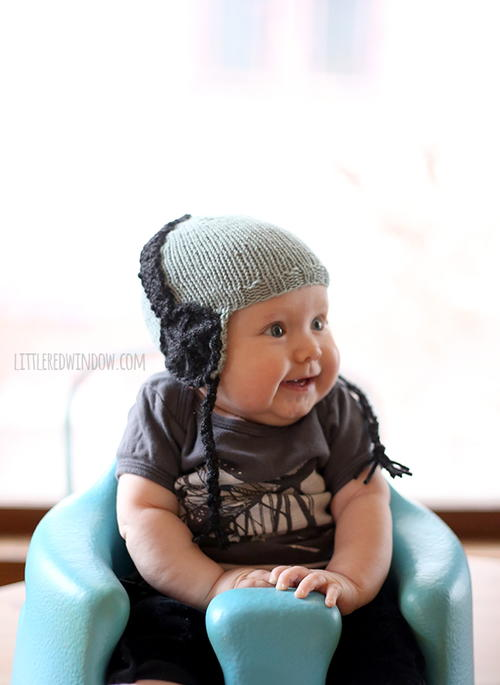 Baby Headphone Hat