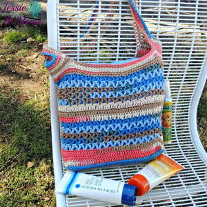 Coastal Beach Bag