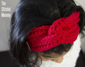 Love Me Knot Headband