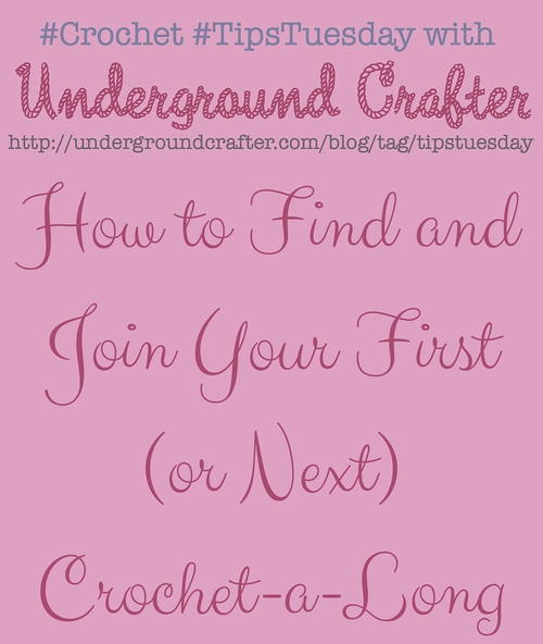 How to Find and Join Your First (or Next) Crochet-a-Long
