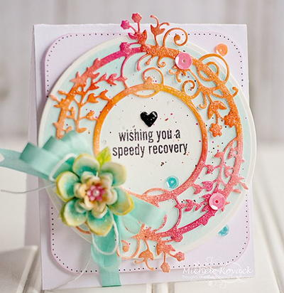 Wishing You a Speedy Recovery DIY Card