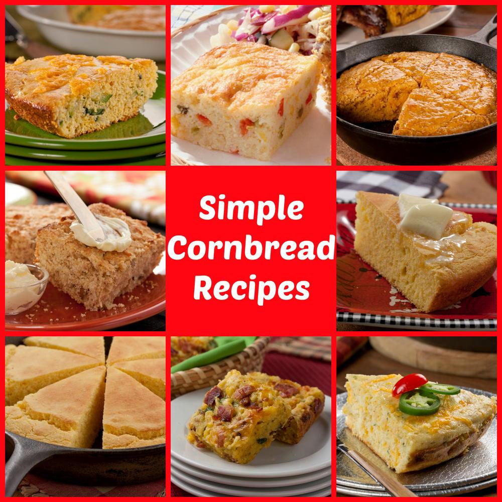 16 Simple Cornbread Recipes
