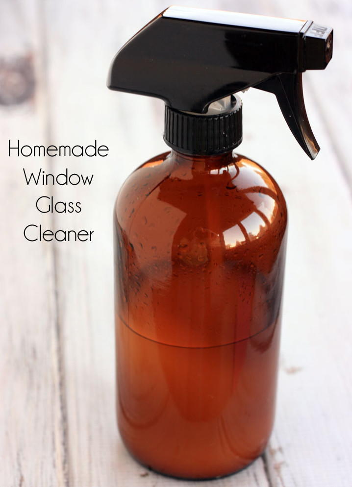 homemade window glass cleaner. Black Bedroom Furniture Sets. Home Design Ideas