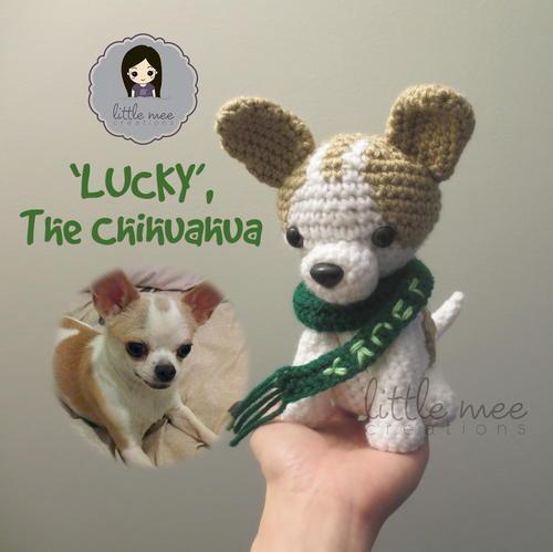 Playful Dogs Amigurumi | Crochet dog patterns, Amigurumi pattern ... | 499x500