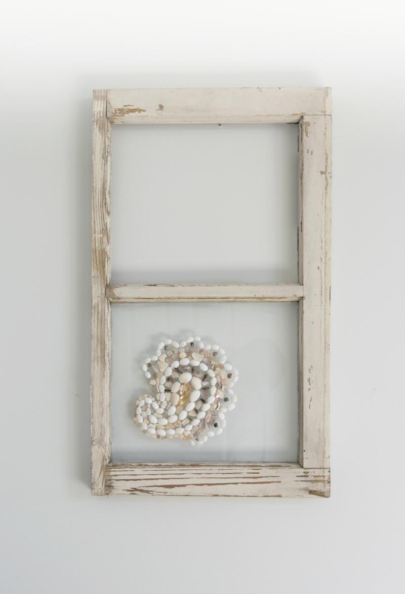 Window Frame Seashell Crafts Favecrafts Com