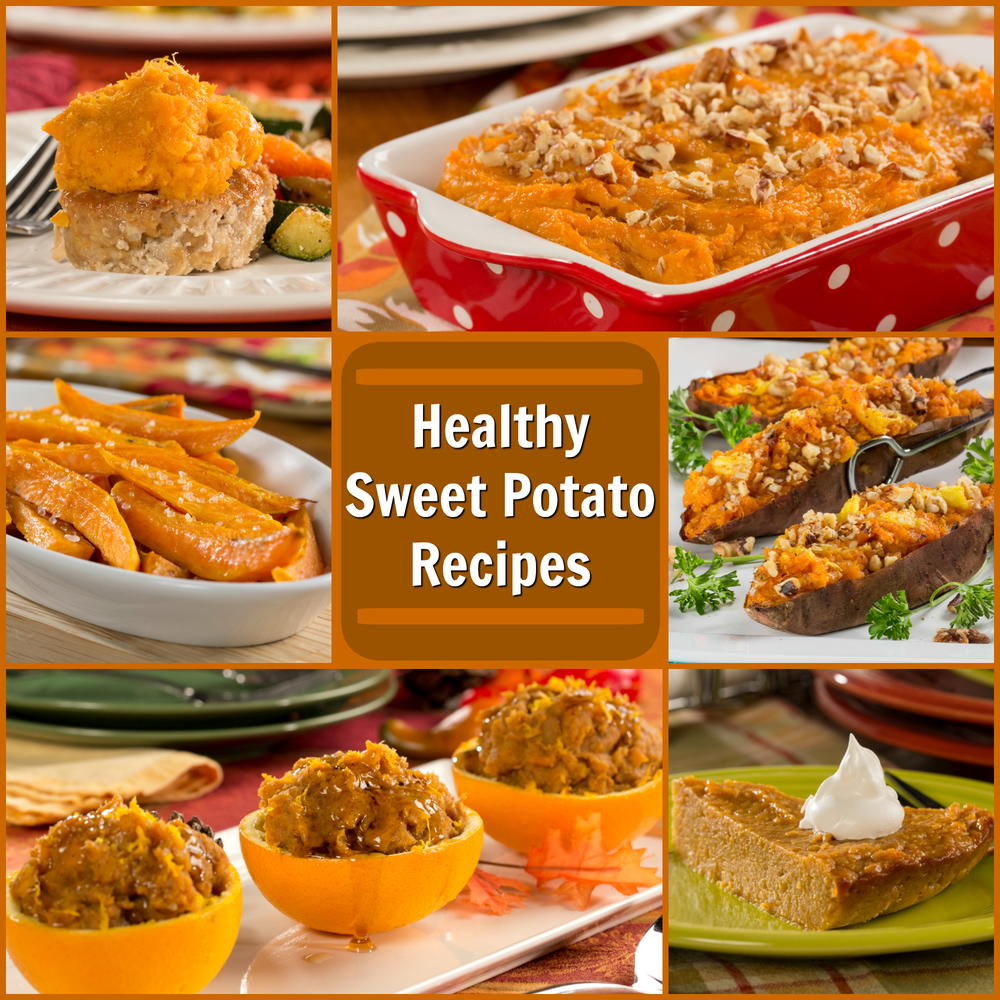 8 Heartwarming & Healthy Sweet Potato Recipes ...