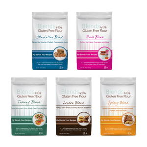 Blends by Orly Gluten Free Mixes