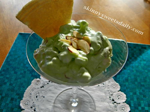 Old Fashioned Pistachio Ambrosia Fruit Salad