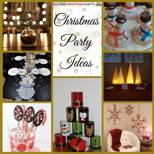21 Christmas Party Ideas