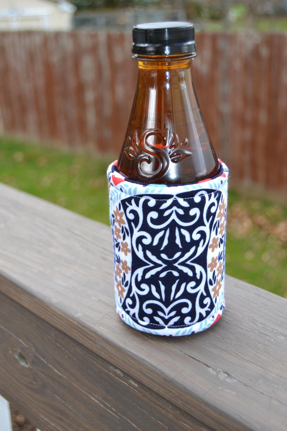 Insulated Drink Cozy AllFreeSewing