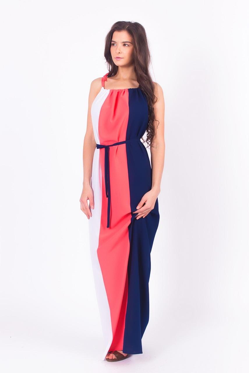 Printable Diy Maxi Dress Pattern And Tutorial