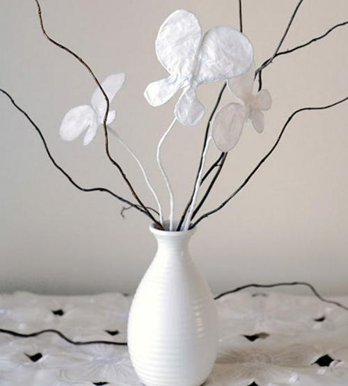 Really Whimsical Paper Flowers