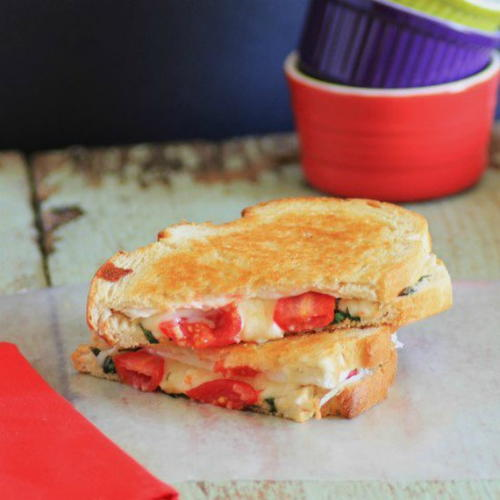 French Brie Grilled Cheese Sandwich