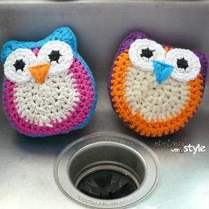 Fine 58 Crochet Owls Free Patterns Allfreecrochet Com Dailytribune Chair Design For Home Dailytribuneorg