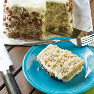 Four-Layer Hummingbird Cake
