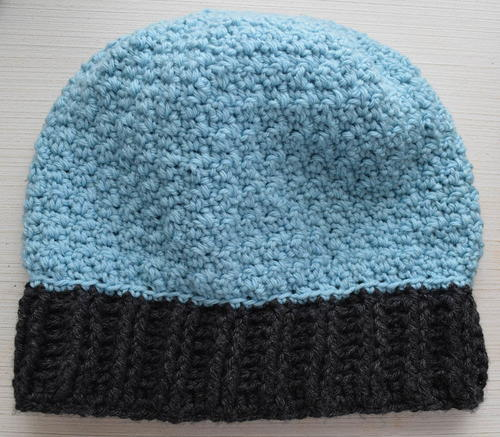Pebble Stitch Hat