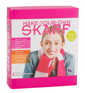 Make-Your-Own Skarf Kit