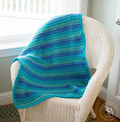 Beginner Baby Blanket Allfreecrochet Com