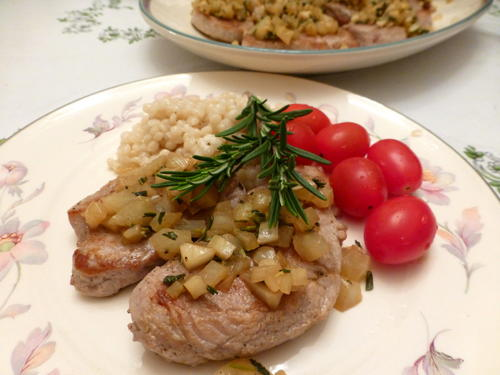 Restaurant Style Fancy Pork Medallions Made Simple