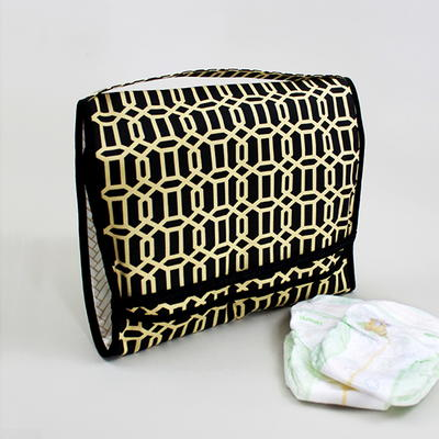 On-the-Go Changing Pad & Diaper Caddy_1