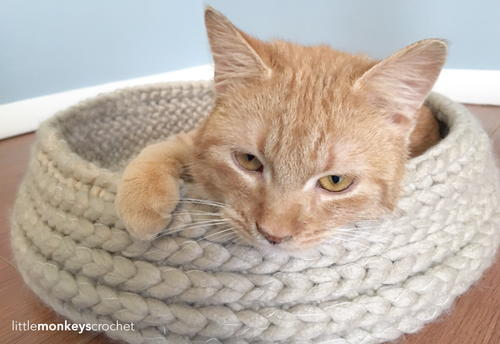43 Free Crochet Cat Patterns