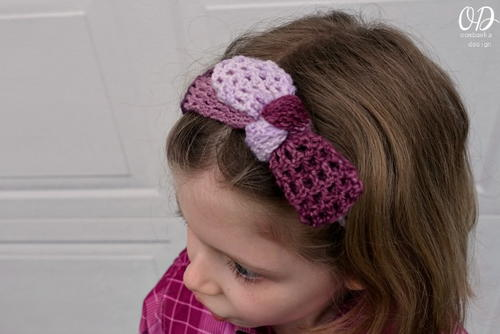 Plum Dandy Simple Headband