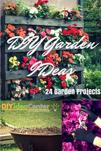 DIY Garden Ideas: 24 Garden Projects