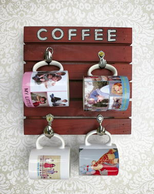Coffee Mug Pallet Craft
