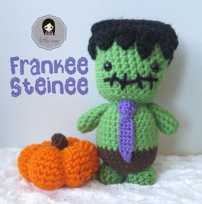Halloween Frankenstein's Monster: Crochet Pattern Roundup ... | 403x400