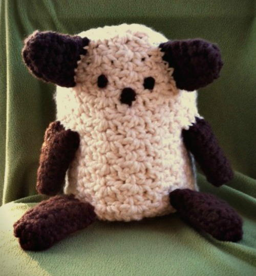 Stuffed Animal Baby Blanket Allfreeholidaycrafts Com