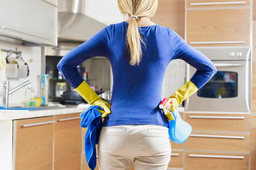 Cleaning Advice 10 Spring Cleaning Tips
