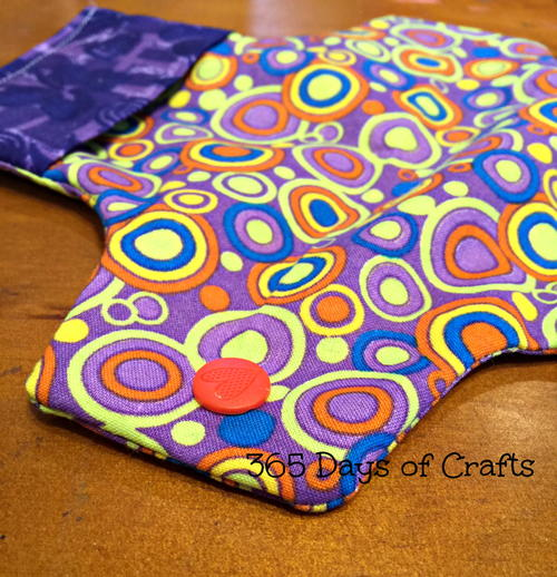 Reusable Feminine Pads