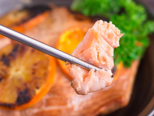 Zesty Orange Seared Salmon Recipe