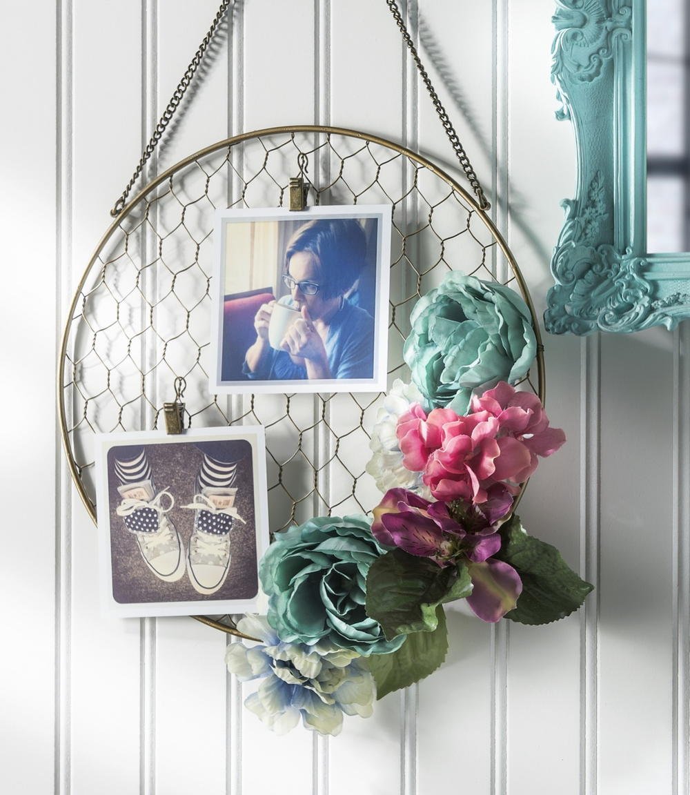 Picture Ideas: Time Capsule DIY Picture Frame