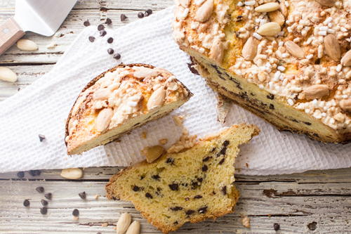 Colomba Italian Easter Dove Bread