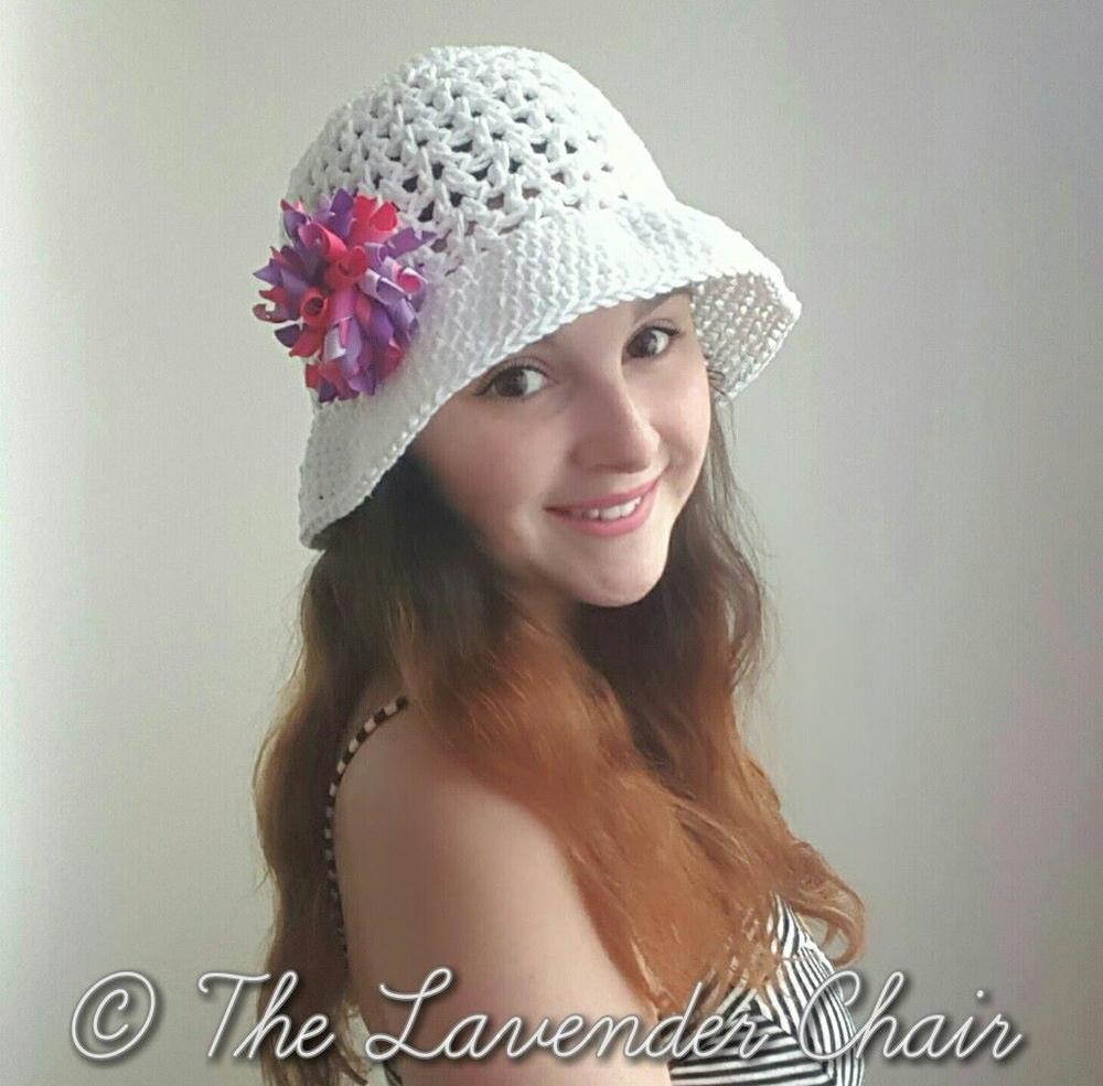 Valerie S Summer Sun Hat Allfreecrochet Com