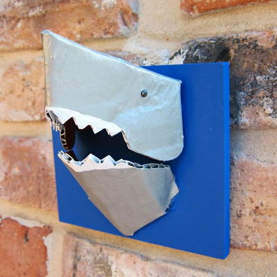 Shark Bait Jewelry Holder