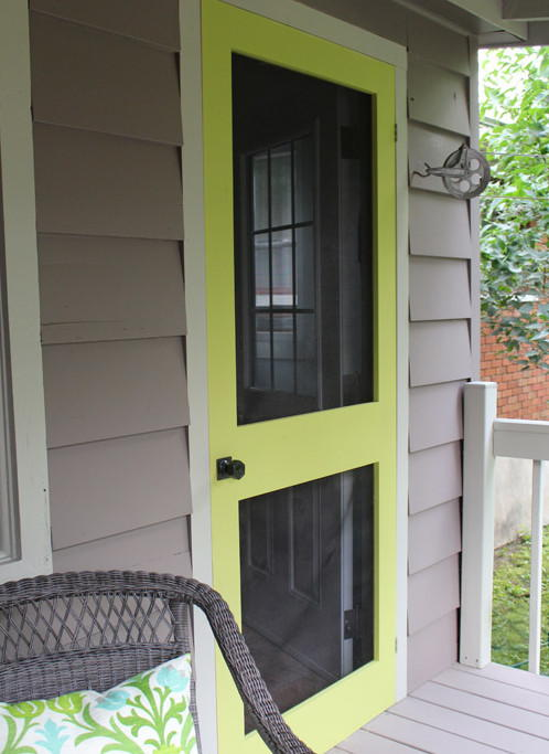 Darling DIY Screen Door