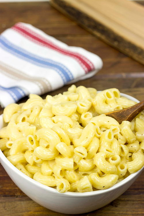 3-Cheese Creamy Mac and Cheese