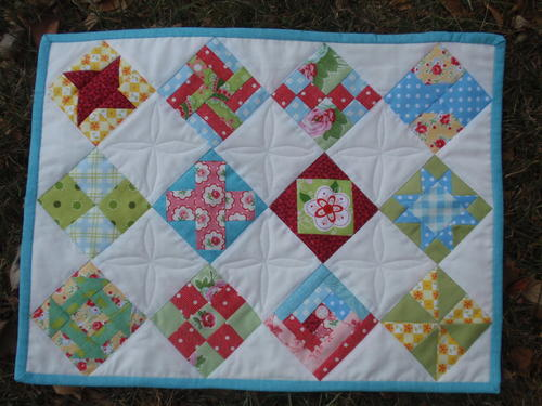 Sew Simple Sampler Quilt Pattern
