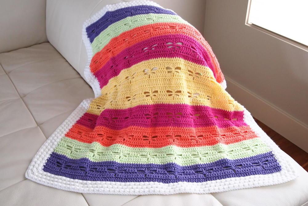 Free Crochet Patterns For Baby Blankets Prayer Shawl