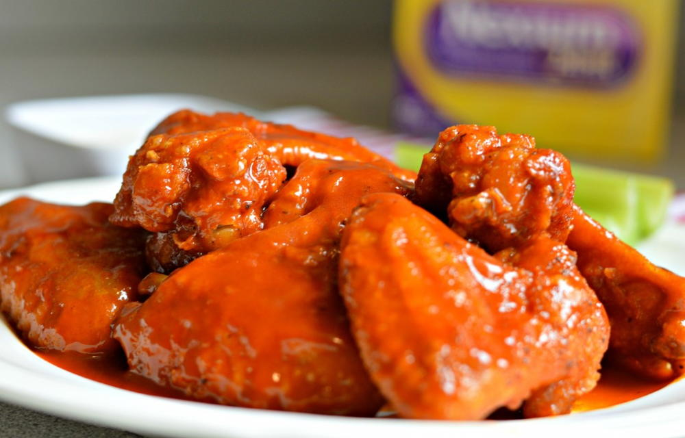 The Best Buffalo Wings Recipe Recipelion Com