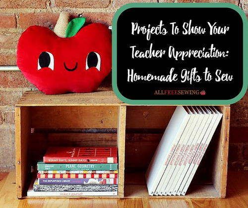 Projects to Show Your Teacher Appreciation