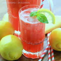 Strawberry Pineapple Lemonade
