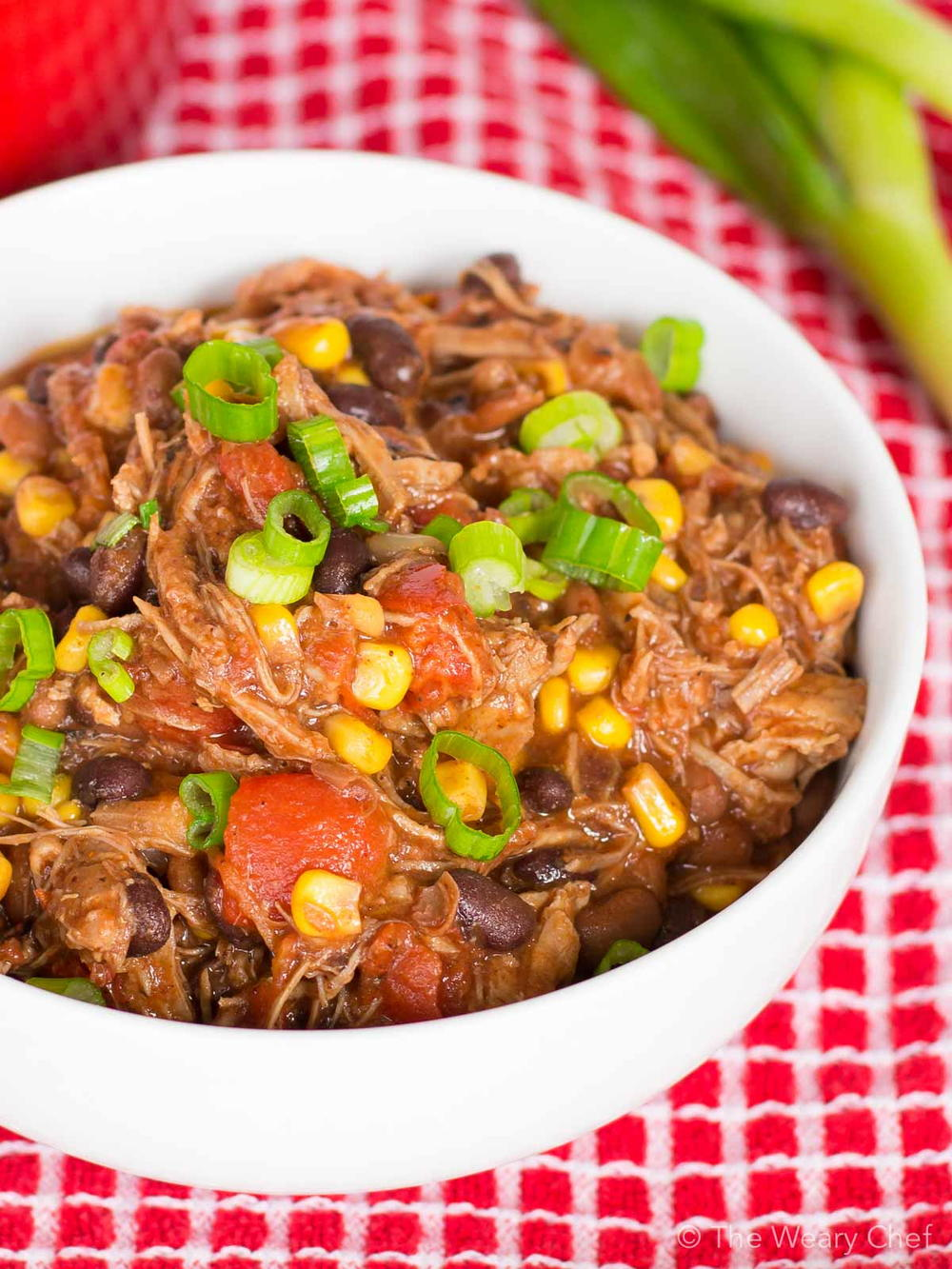 Super Easy Chili Recipe With Leftover Pork Roast