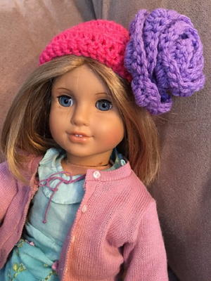 American Girl Doll Hat